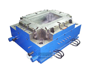 Fish Crate injection Mould